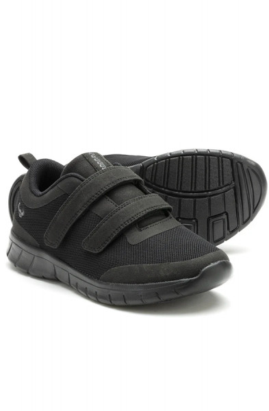 Suecos Alma Easy Fit Trainers - Black