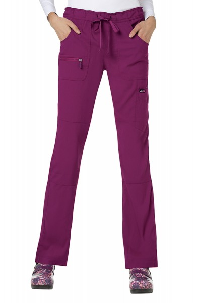 Koi Lite Peace Trousers - Mulberry