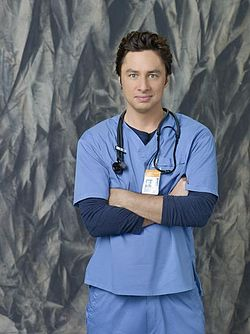 JD from Scrubs