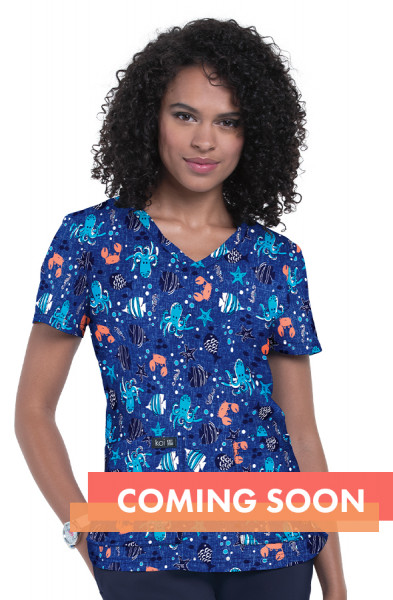 Koi Basics Leslie Top Under The Sea