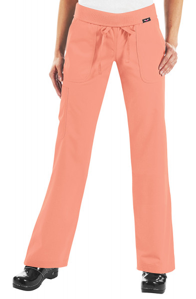 Koi Morgan Trousers - Sweet Coral