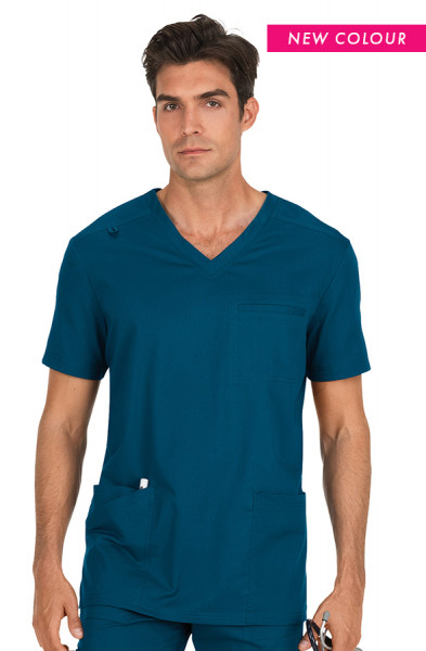 Koi Stretch Tyler Scrub Top