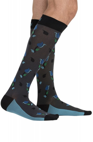 Koi Men's Compression Socks - Leaves