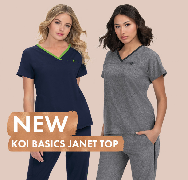 COTTON LADIES SCRUB TUNIC TOP DENTIST NURSE CLINICS VET HEALTHCARE SPA T-SHIRT