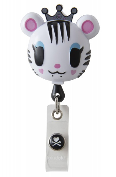 Koi Retractable Badge - tokidoki Siberia