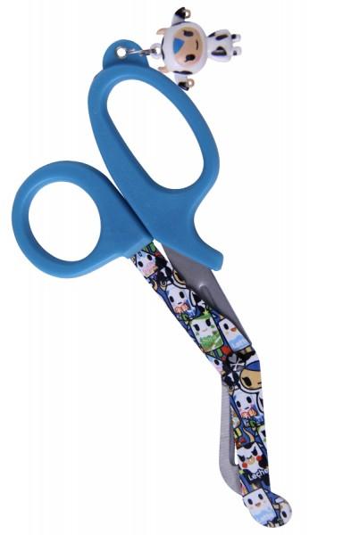 Koi Charm Scissors - Mozarella And Friends