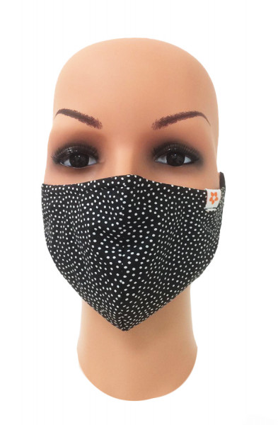Happy Face Mask - Dots