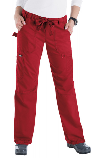 Koi Lindsey Trousers - Ruby