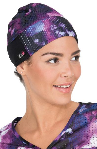 Koi Scrub hat - Monet Floral