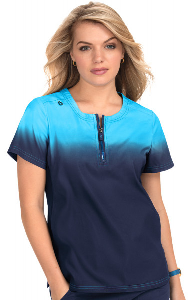Koi Lite Liberty Scrub Top For Women