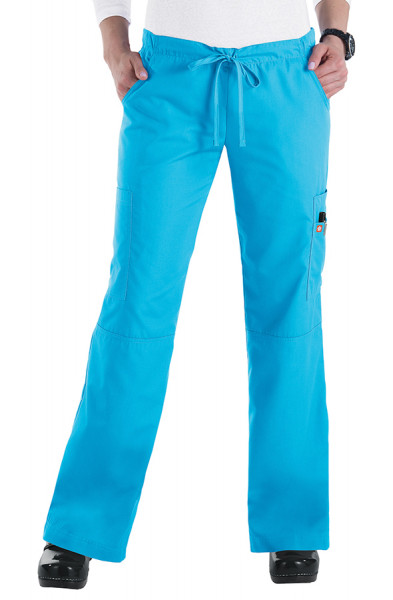 Orange Standard Laguna Trousers - Electric Blue