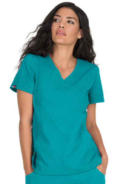 Koi Lite Philosophy Scrub Top