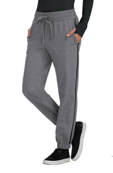 Koi Basics Ava Jogger Heather Grey