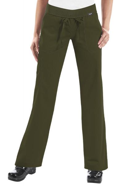Koi Morgan Trousers - Olive