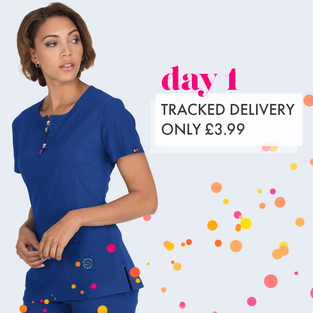 Tracked Delivery only €3.99