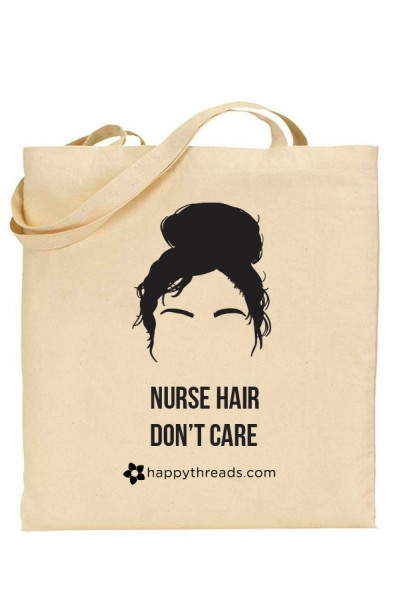 Nurse Hair Gift Bag