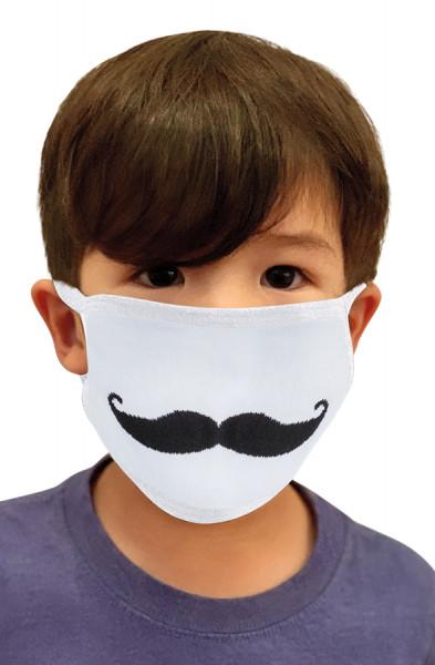 Koi Mini Face Mask - Moustache