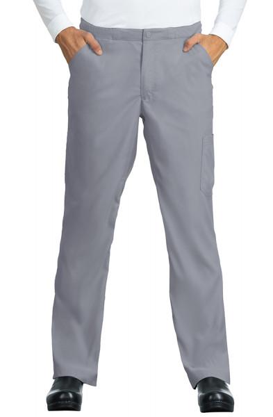 Koi Lite Discovery Scrub Trousers Platinum Grey